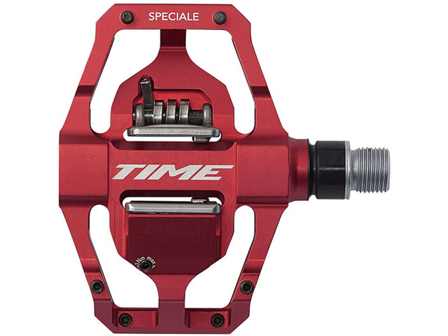 Time Speciale MTB Pedals red